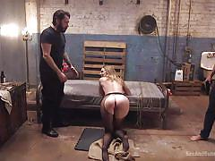 New sex slave with big butt