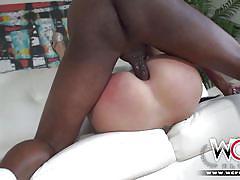 Sexy anal milf