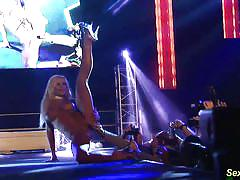 milf, blonde, babe, german, stepmom, public, public masturbation, voyeur, stripping, striptease, masturbation, scandal, strip tease, bigbreast, sexfair, silicone tits, extreme movie pass