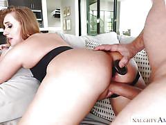 Harley loves anal