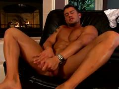 Solo pornstar gay hunk cody cummings