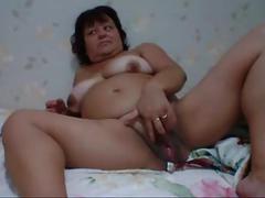 Fat mature on webcam r20