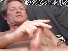 Black slut fucked with black and white cock dp