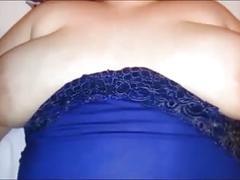 Super extra sbbw tits and fist