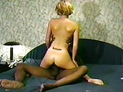 White wife takes 6 bbc's