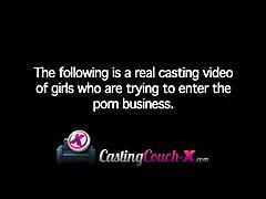 Castingcouch-x 20yo nervous florida girl audition
