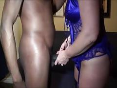 Huge black cock keeps the wife happy