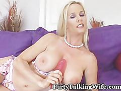 Hot milf plays dirty