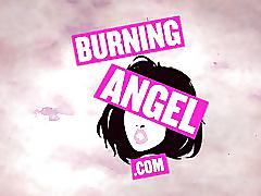 Moretta coxxx fucked in a diner - burning angel