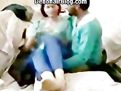 Desperate pakistani girl kissing and fucking boyfriend mms 2