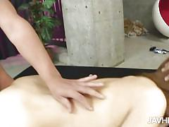 Cute asian chick ass fucked