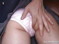 Looks like she like it!