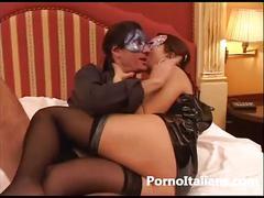 Amatoriale italiano - moglie e marito scopate italiane ! italian amateur wife