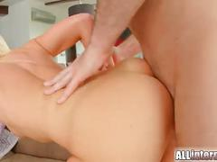 All internal kiara lord gets her pussy filled with cum