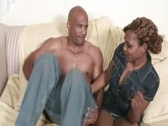 Ebony next door girl