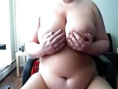 Sexy bbw teases