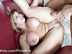 Sara jay has fun with evan