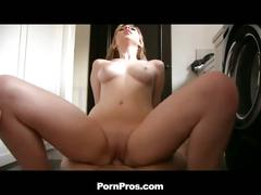 Naughty slut hard pov fucking