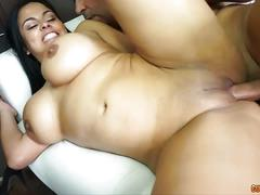 Sexy latin ass which get you dizzy when it shakes