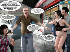 3d comic: chaperone 93-94