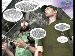 3d comic: tales of the duenna 1-3