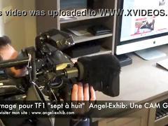 Milf amatrice francaise angel-exhib sur tf! sept a huit