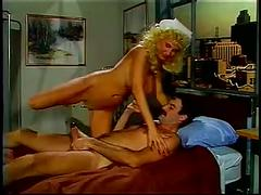 Mike horner with busty hairy blonde