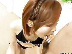 Hina aiuchi double blowjob and cumshot!