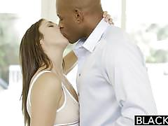 Blacked beauty anna morna enjoys first bbc