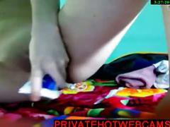 Show ass with dildo on webcam www.privatehotwebcams.com