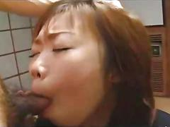 Fingering and fucking slim asian