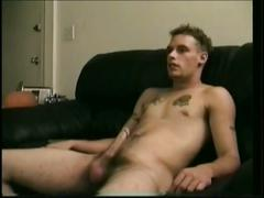 Seduced newbie buzz barebacked in ass