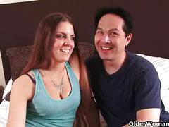 Sexy soccer milf gets fucked