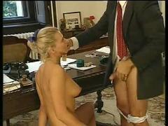 Teacher gives pretty star pupil anal