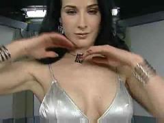 Dita von teese striptease