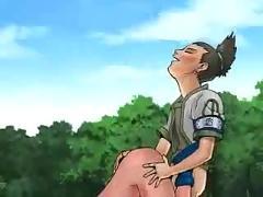 Naruto hard yaoi (gay)