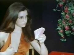 Vintage 70s german - strip poker - cc79