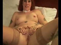 Sexy redhead wife loves that big black cock #12.eln