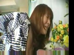 Hot japanese wife licked