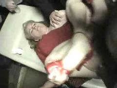 Dawn theater creampie