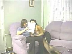 Amateur mature mother and son fucking