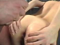 Tara white anal