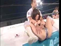 Japan-restling