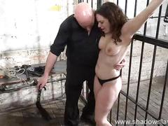 tits, spanking, bdsm, bondage, the, and, enslaved, dungeon, whipped, rigid, severe, beauvoir