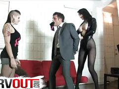 Sexy ballbusters compilation ballbusting cbt femdom