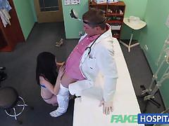 Doc says a cock will make her better