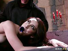 high heels, big butt, from behind, anal beads, anal sex, brunette babe, fishnets, big butts like it big, brazzers network, marco ducati, mandy muse