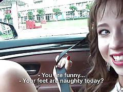 Naughty teen wants to have fun