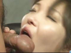 Beautiful haruka oosawa gets a rear fuck