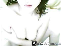 Horny web cam girl